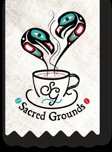 Sacred Grounds Café - Juneau, Alaska •A T&H Company